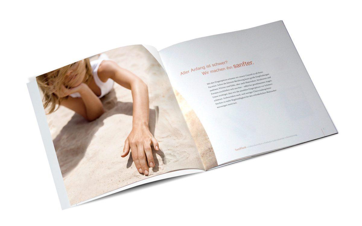 Accu-Chek Image brochure innerpage
