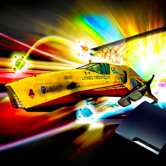 SonyPlaystation-3D-WipeOut