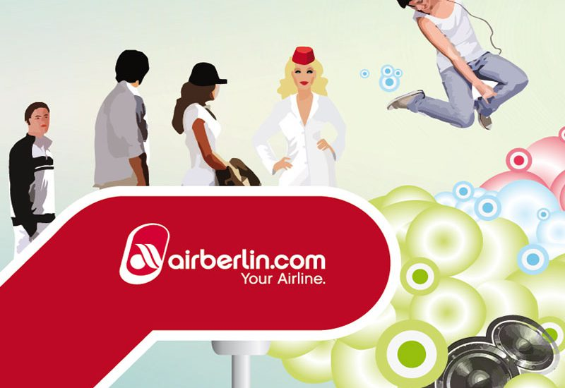 airberlin - stairway to holiday