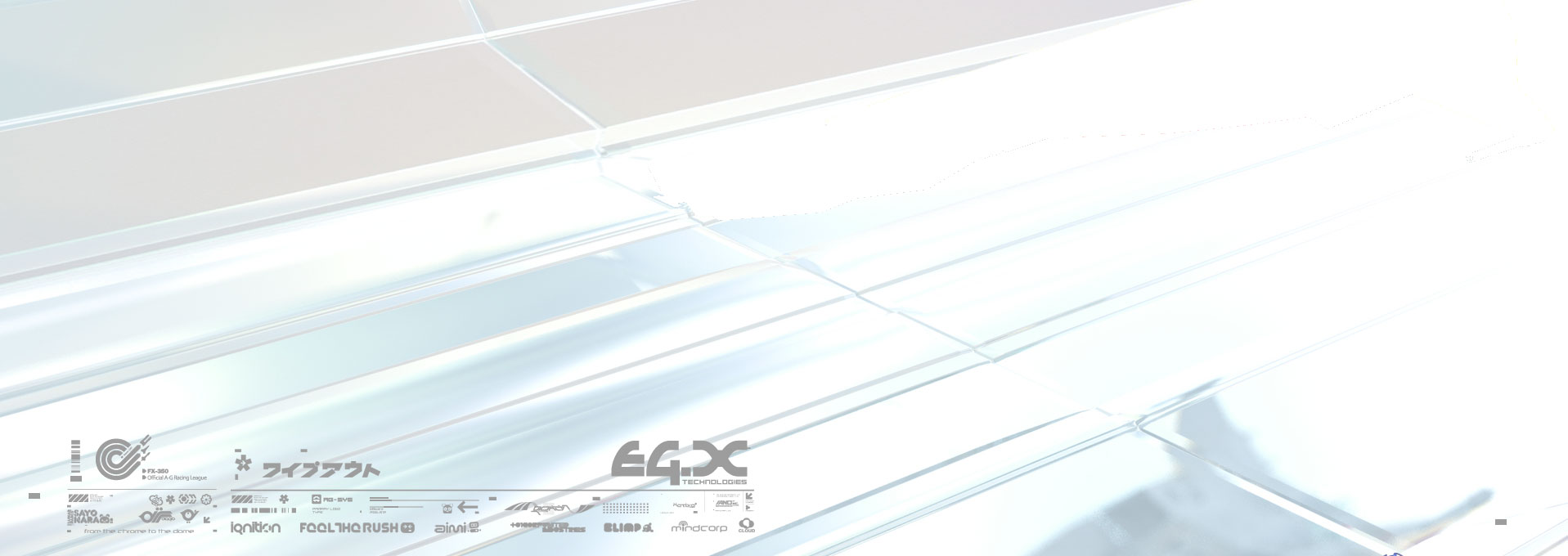 SonyPlaystation-3D-WipeOut-background