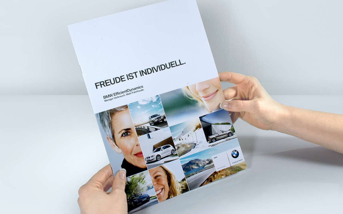 BMW Lifestyle Broschuere Titel