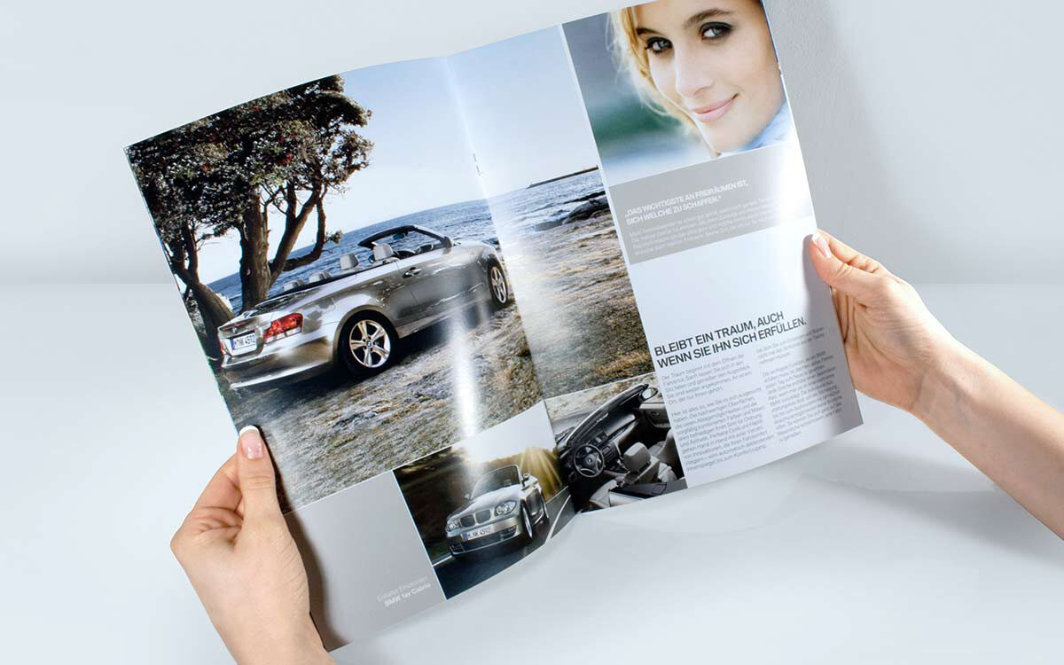 BMW Lifestyle Broschuere S6-7