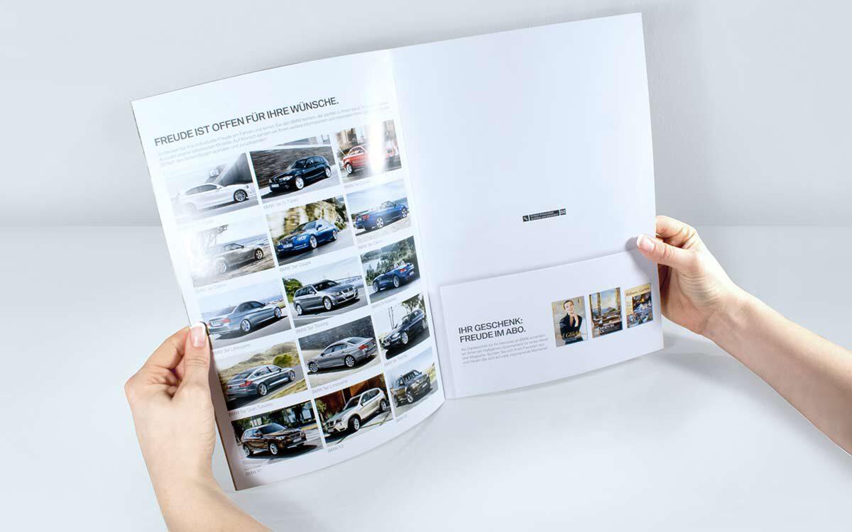 BMW Lifestyle Broschuere S10-11